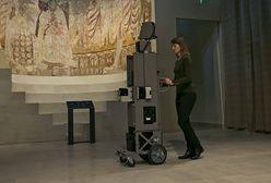 Google Street View w Muzeum Narodowym