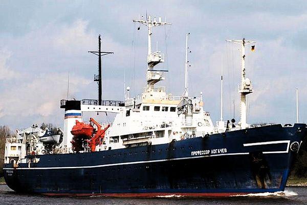 Na Bałtyku tonie rosyjski okręt atomowy?