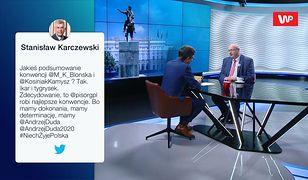 Jarosław Kaczyński na konwencji PiS o Agacie Kornhauser-Dudzie. Piotr Zgorzelski: odczłowieczanie