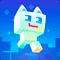 Super Phantom Cat - be a jumping bro icon