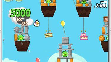 Niech ktoś wytłumaczy fenomen Angry Birds