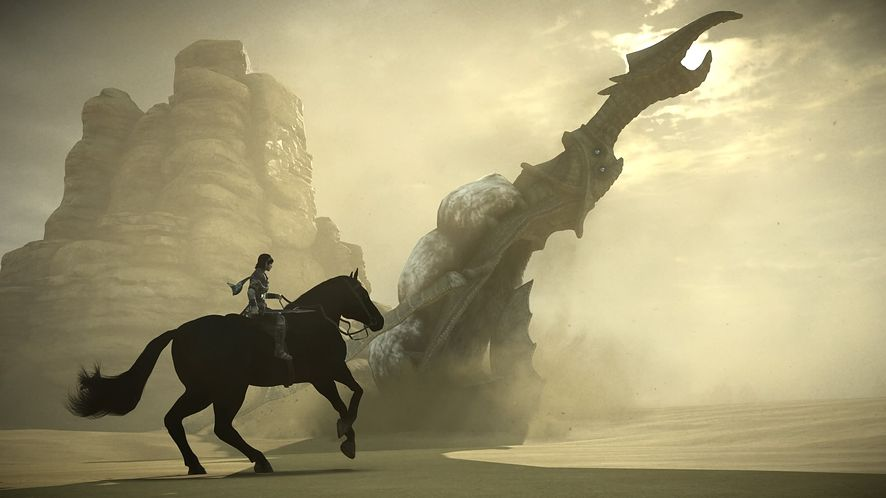 Remake Shadow of the Colossus - ale po co recenzja?