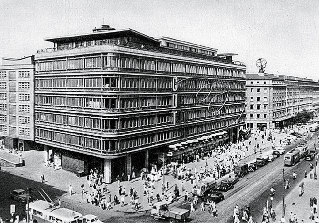 Warszawa oczami znanego architekta - zdjęcia