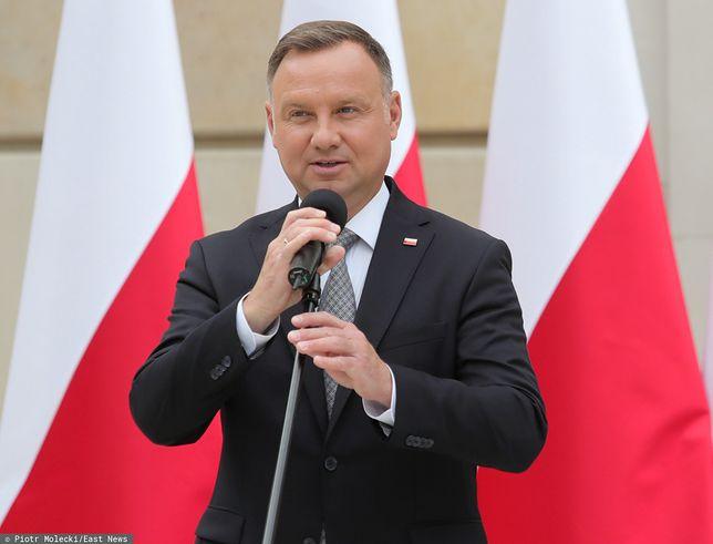 Opozycja zgodna. Andrzej Duda uzależniony od Jarosława Kaczyńskiego