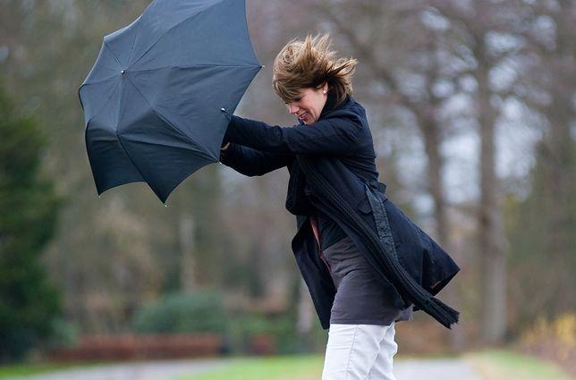 Prognoza pogody na wtorek 14 maja. Dzień pod znakiem silnego wiatru i wysokiego ciśnienia.