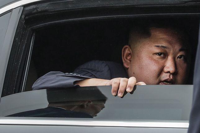 Łodzie widmo pochodzą z rządzonej przez Kim Dzong Una Korei Północnej