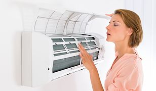 Klimatyzator powinien być czyszczony regularnie