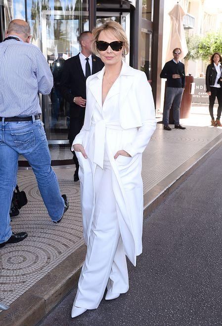 Agnieszka Jastrzębska w Cannes