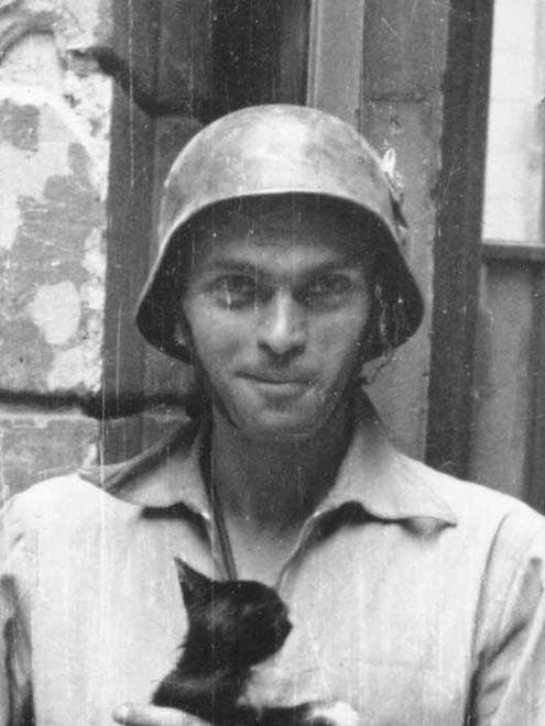 Eugeniusz Lokajski w czasie Powstania
