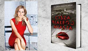 Eva Garcii Saenez de Urturi to hiszpańska autorka bestsellerowych kryminałów