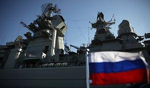 Rosja wycofa z Morza Śródziemnego lotniskowiec i krążownik atomowy. Wrócą do bazy w Siewieromorsku nad Morzem Barentsa