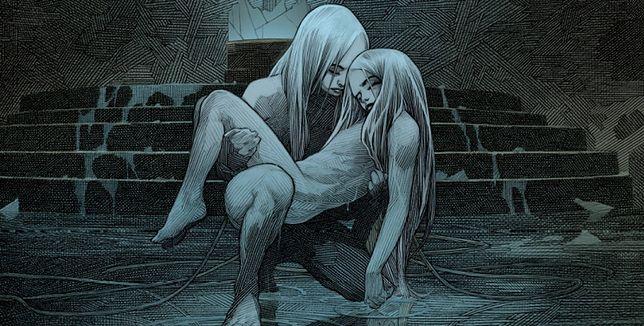 """""""Żyjącą śmierć"""" wydało Scream Comics"""