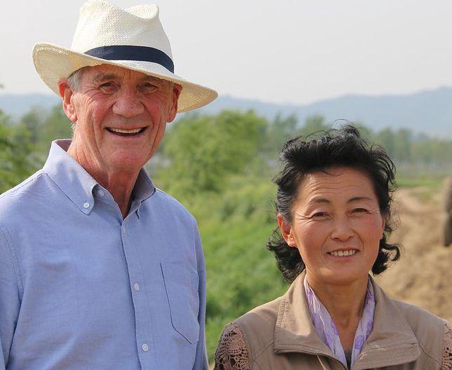 """Michael Palin napisał książkę """"""""Korea Północna. Dziennik podróży"""". Trzeba ją przeczytać!"""