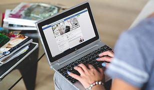 Notebook lub mały laptop sprawdzą się np. w podróży