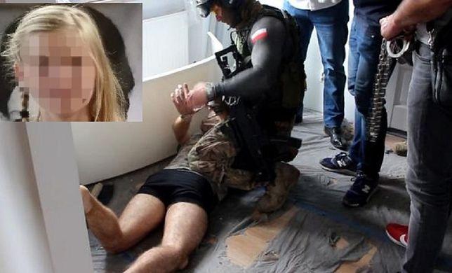 Mrowiny. Zabójca Kristiny zatrzymany. Stanie przed sądem.