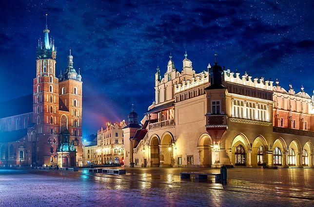 Sylwester w Krakowie jest wydarzeniem, na którym co roku frekwencja dopisuje