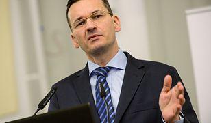 Morawiecki: nazwisko Berczyńskiego nigdy się nie pojawiło