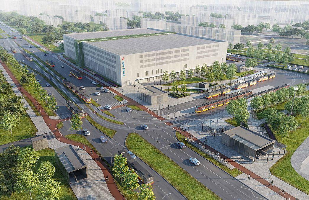 Warszawa. Przy ostatnich stacjach metra powstaną węzły komunikacyjne