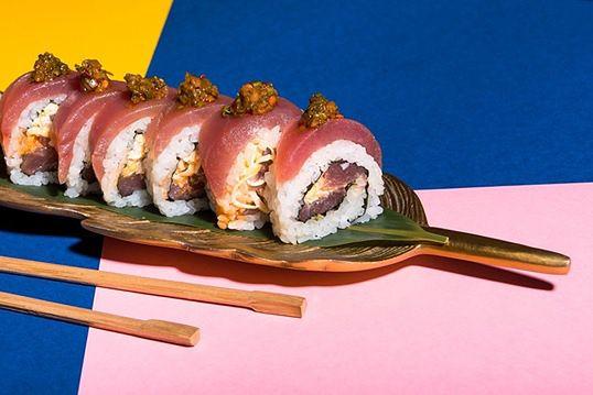 SEN DELIVERY, czyli mistrzowskie sushi w dostawie