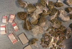 Ponad kilogram narkotyków nie trafi na rynek