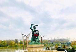 """Warszawa. Stołeczny konserwator zabytków apeluje: """"Proszę Was o jedno. Nie niszczcie"""""""