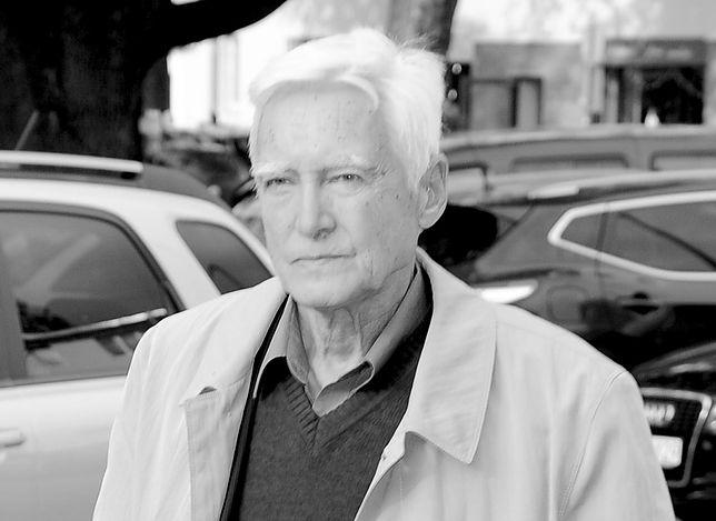 """Krzysztof Kalczyński na premierze spektaklu """"Zwariowana Terapia"""""""