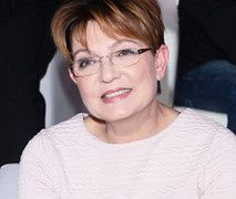 Krystyna Czubówna jak nastolatka