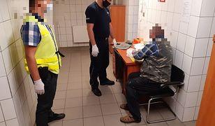 Jaworzyna Śląska. Zaatakowali policjantów. Spędzą trzy miesiące w areszcie