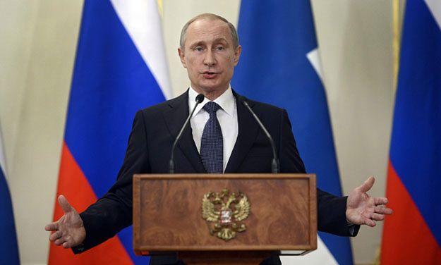 Putin: Rosja będzie bronić swoich interesów i mienia za granicą