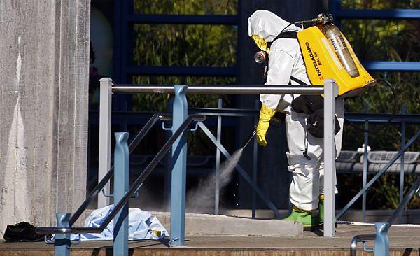 Pierwszy przypadek eboli w Mali