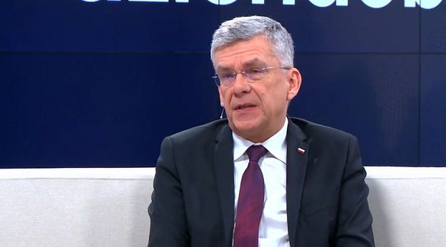 Stanisław Karczewski zdradza nazwiska kandydatów PiS na prezydenta Warszawy