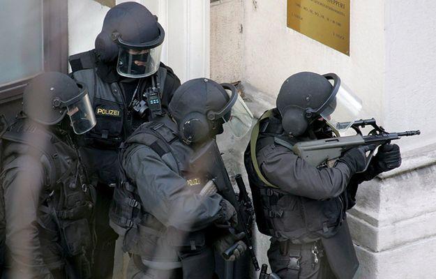 Austria: Operacja antyterrorystyczna. Zatrzymano osiem osób