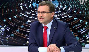 """Girzyński w """"WP rozmowie"""": delfiny źle kończą, nie tylko w PiS"""