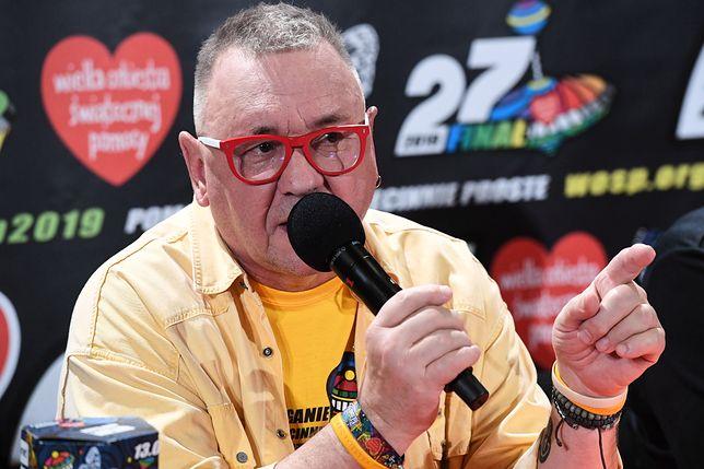 Jerzy Owsiak zupełnie nie zgadza się z argumentacją ws. niepodstawienia pociągów dla uczestników Pol'and'Rock Festival