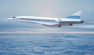 Następca Concorde'a nadlatuje - z Nowego Jorku do Londynu w mniej niż cztery godziny!