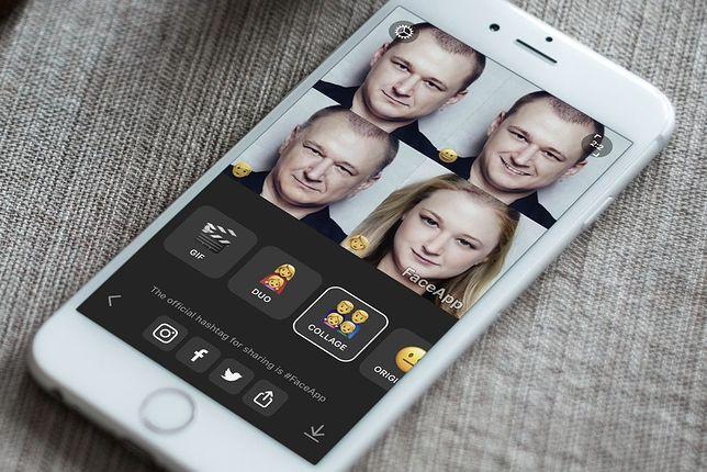 FaceApp może wykorzystywać nasze dane? Ministerstwo Cyfryzacji ostrzega przed utratą prywatności, ale administratorzy aplikacji odpierają zarzuty