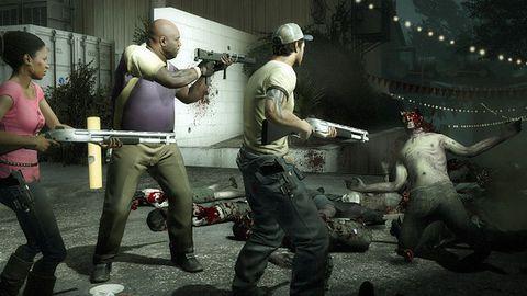 Valve chce modów do Left 4 Dead 2 również na Xboksie