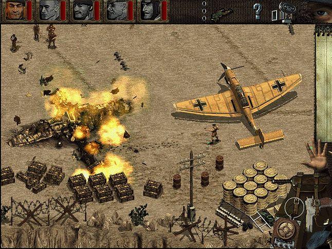 Pamiętna misja zniszczenia niemieckich myśliwców...