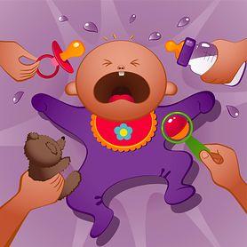 Dowiedz się, jak nie wpaść w panikę, gdy maluszek nie chce jeść