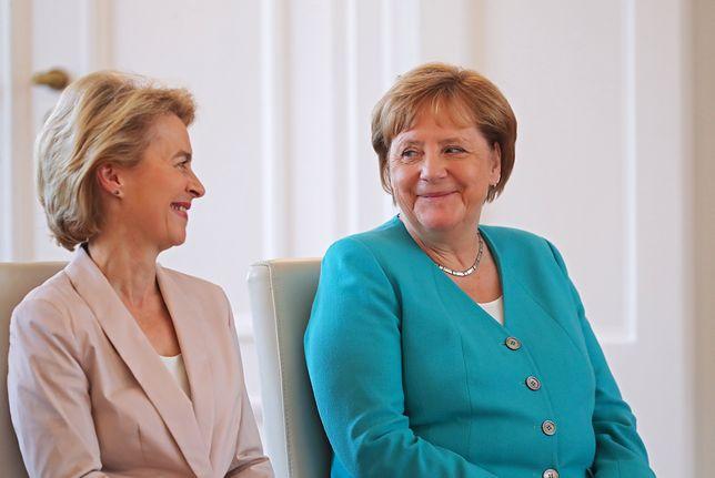 Telefon Angeli Merkel do Mateusza Morawieckiego miał przesądzić o wyborze Ursuli von der Leyen na szefową Komisji Europejskiej