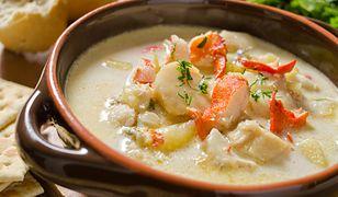 Ryba na piątek: zupa rybna