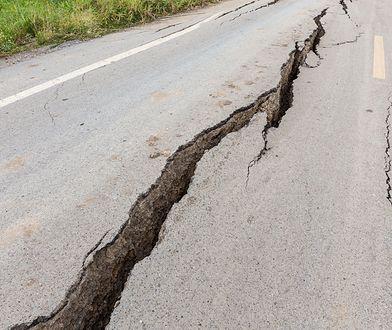 """Trzęsienia ziemi w Polsce. """"Nasza sytuacja wcale nie jest tak dobra"""""""