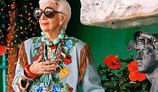 Iris Apfel. Pomiędzy modą a architekturą wnętrz