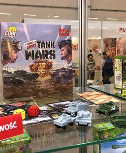 Czołgi z Mielca trafią do gry. Polski producent klocków wchodzi na rynek gamingowy