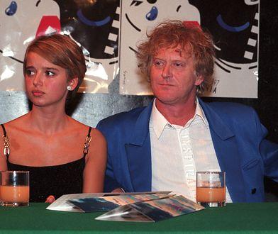 Anna Przybylska i Radosław Piwowarski w 1997 roku