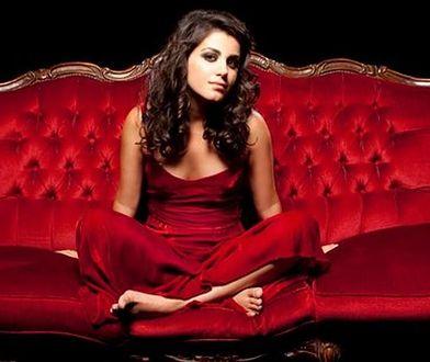 Katie Melua na koncercie charytatywnym w Kongresowej