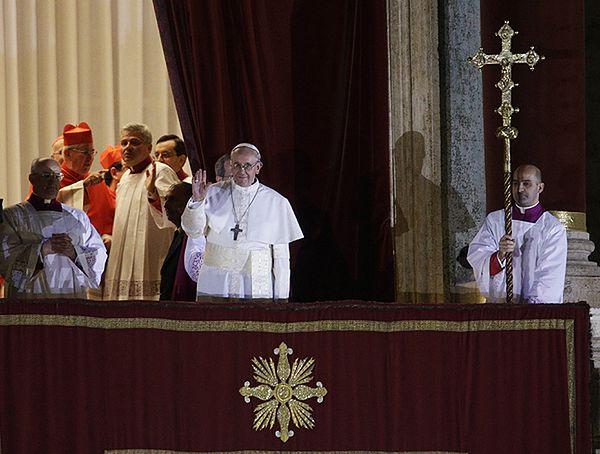 Oto nowy papież - jest z Argentyny. Przyjmie imię Franciszek
