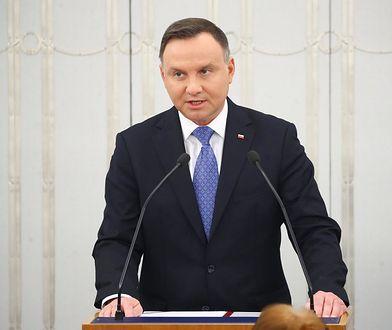 "Andrzej Duda: ""Rosja jest agresorem na Ukrainie"". Ocena Prezydenta po spotkaniu Joe Bidena i Władimira Putina"