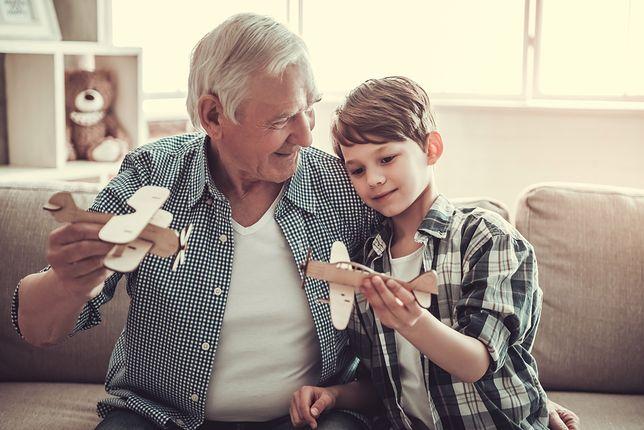 Dzień Dziadka - upominki i prezenty na Dzień Dziadka. Co można kupić dziadkom?