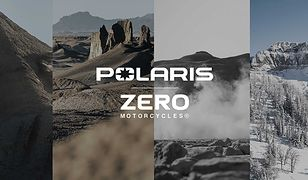 Polaris łączy się z Zero Motorcycles. Będą tworzyć elektryczne pojazdy